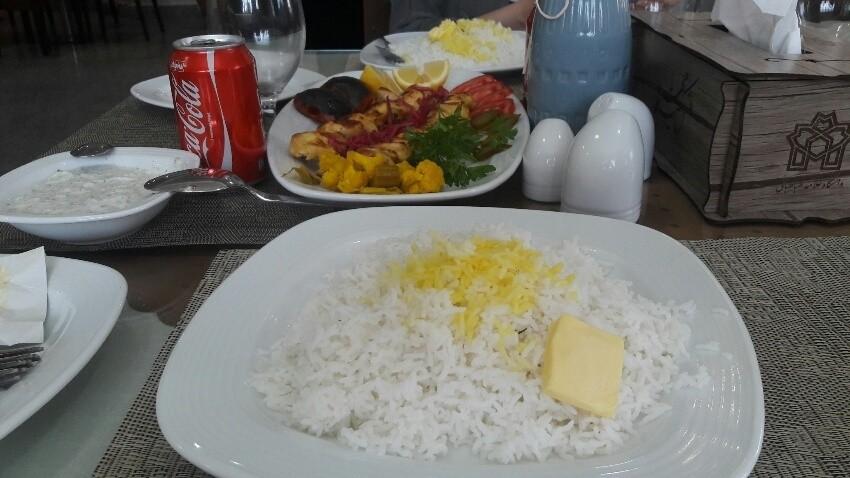 رستوران هتل کیش مهر