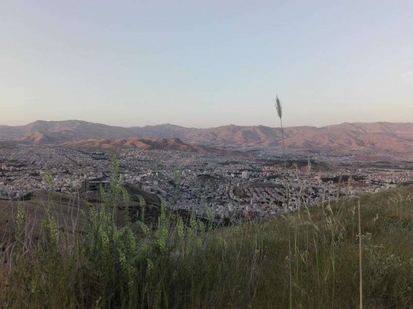 Gavizeh Desert