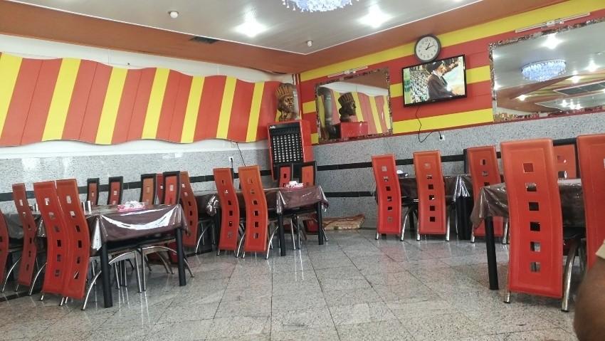 رستوران ریحون (دامغان)