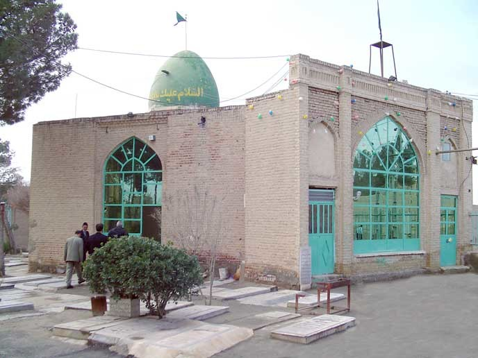 Imamzadeh Mohammad Taghi