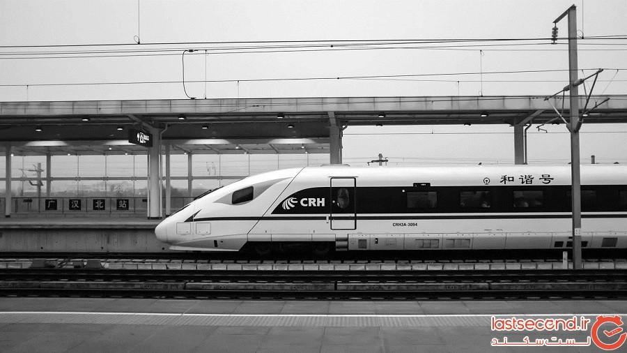 پردهبرداری چین از نمونه اولیه قطار مغناطیسی تندرو با سرعت 600 کیلومتر بر ساعت