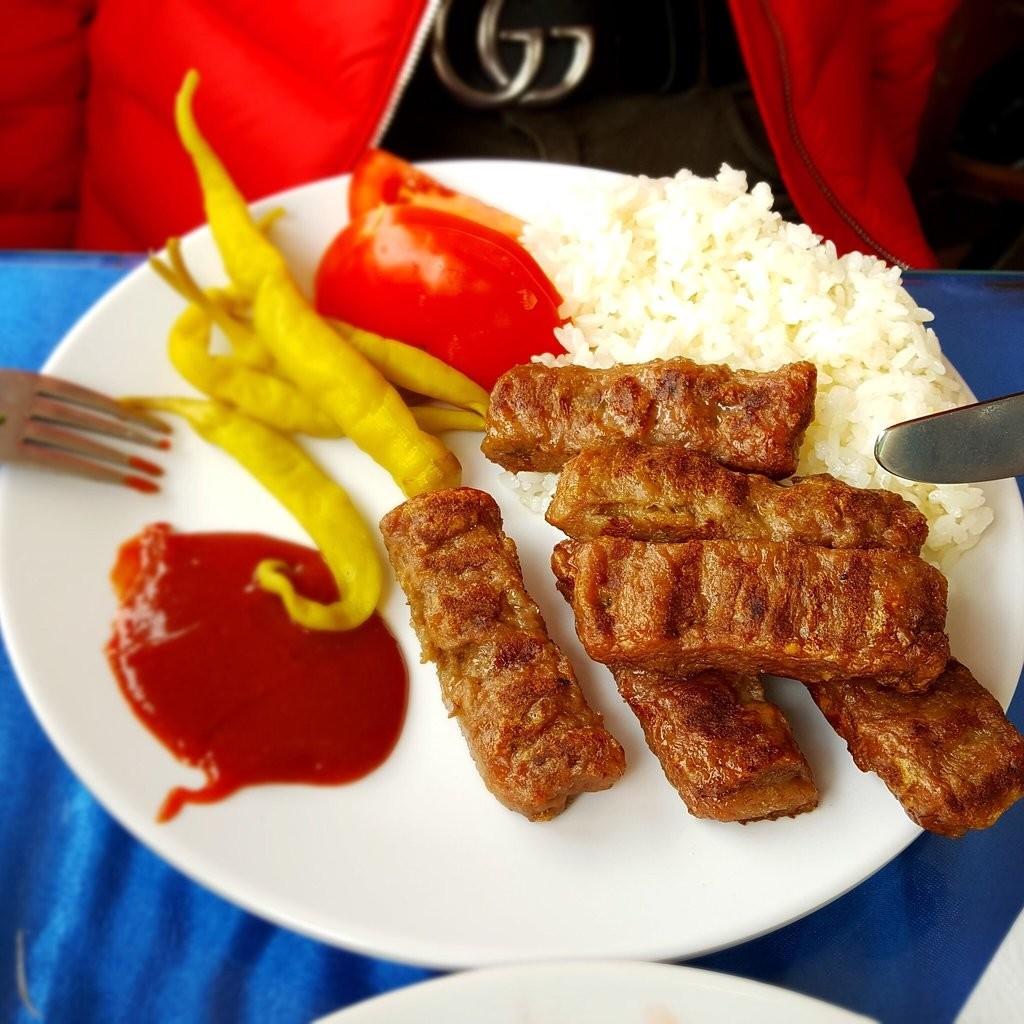رستوران سلطان احمت کوفتیسیسی (بویوک آدا)