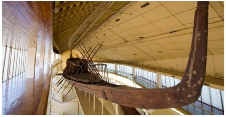 رازهای کشتیِ خوفو، ۶۵ سال بعد از کشف آن، همچنان ادامه دارد