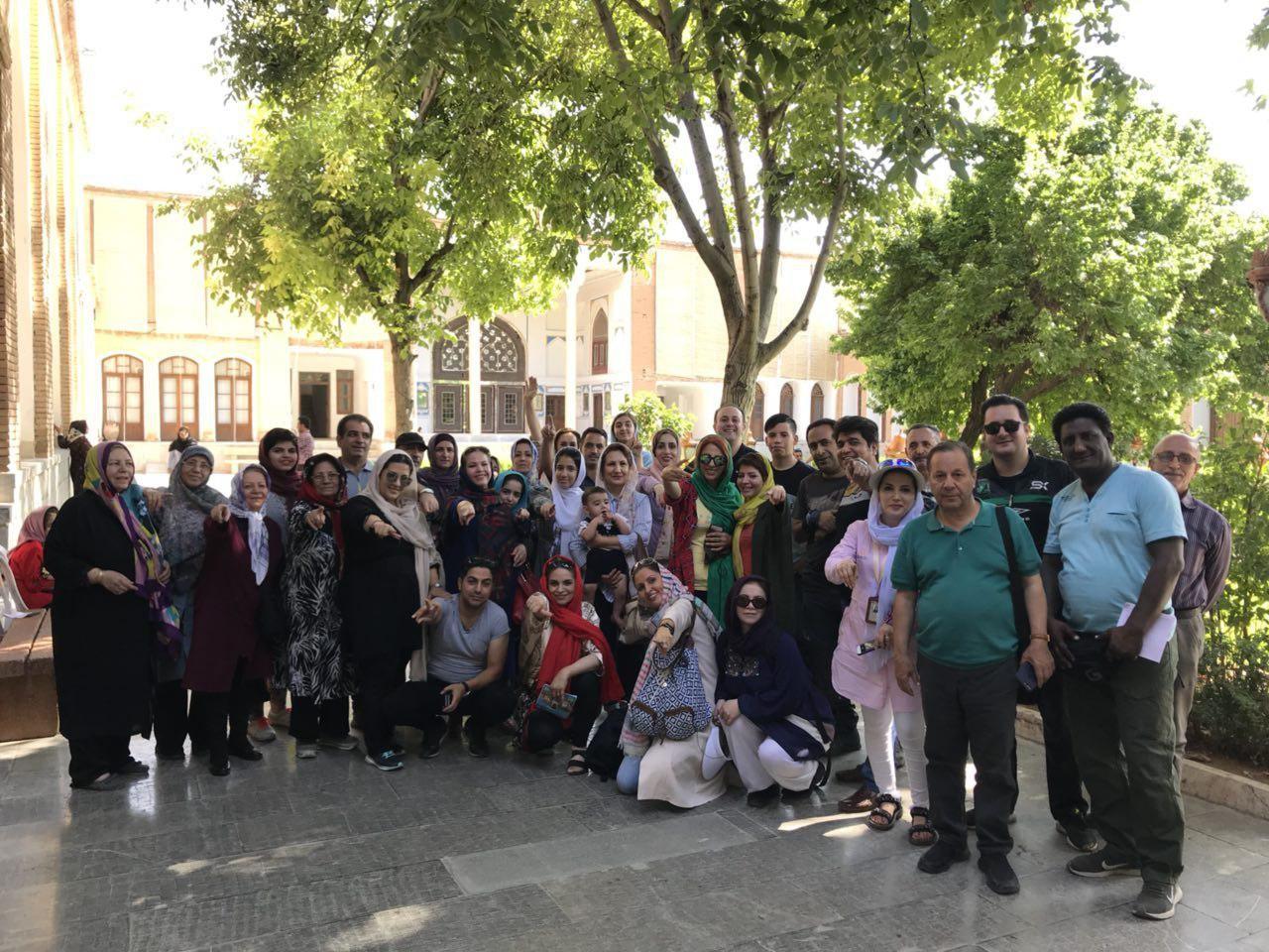 تور کردستان سنندج مریوان