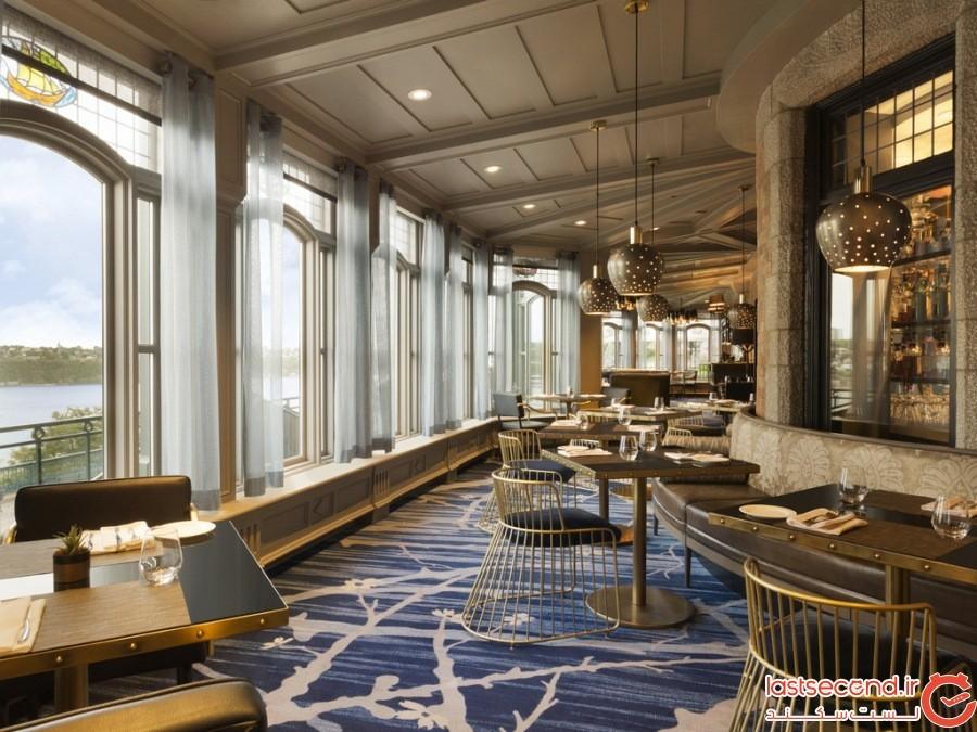 هتلی که بیشترین عکسهای دنیا از آن گرفته شده است