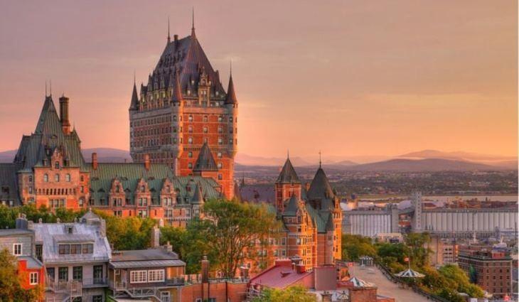 هتلی در کانادا که بیشترین عکسهای دنیا از آن گرفته شده است