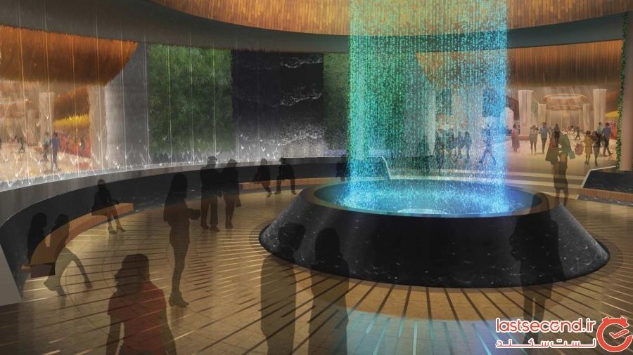 همه چیز در مورد اولین هتل گیتاری شکل جهان