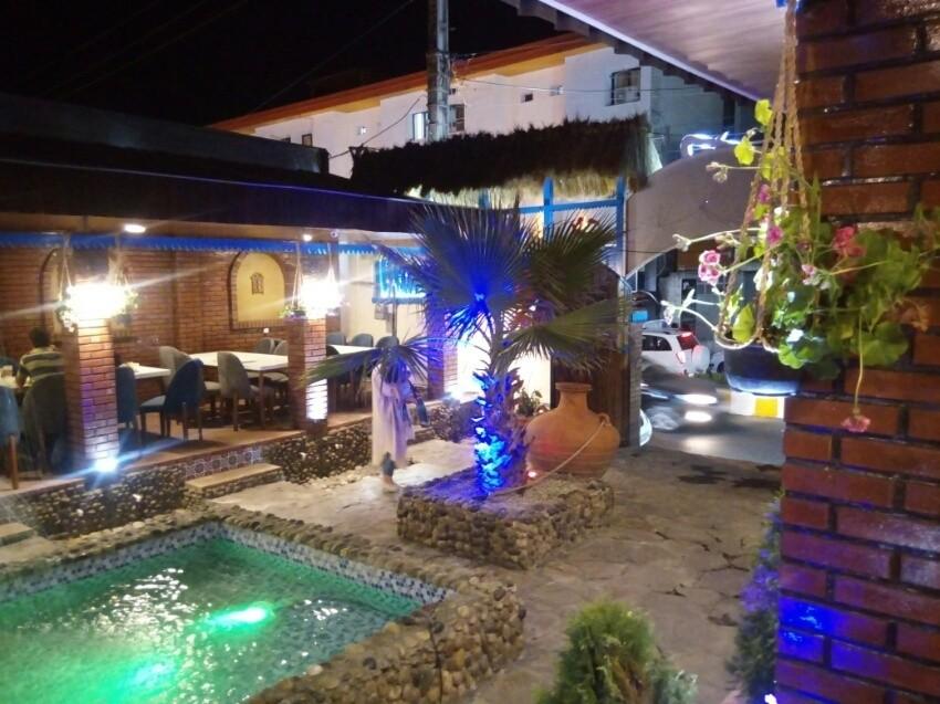 رستوران لاکو