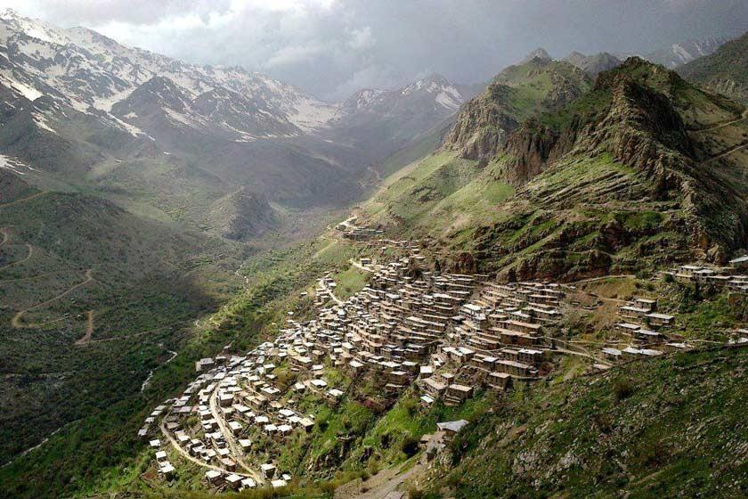 تور کردستان اورامان سنندج مریوان