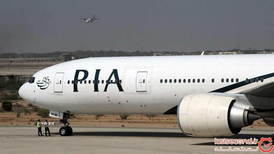 اشتباه مسافری که هواپیما را برای هفت ساعت زمین گیر کرد