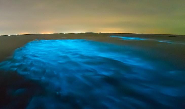 راز دریای شیری، یکی از عجیب ترین دریاهای دنیا، چیست؟