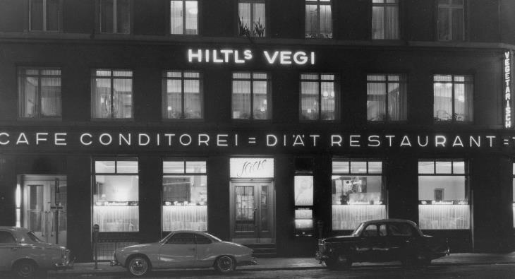 قدیمیترین رستوران گیاهی جهان در کجا قرار دارد؟