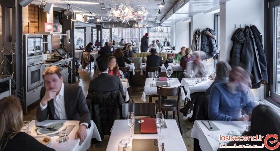 قدیمیترین رستوران گیاهی جهان
