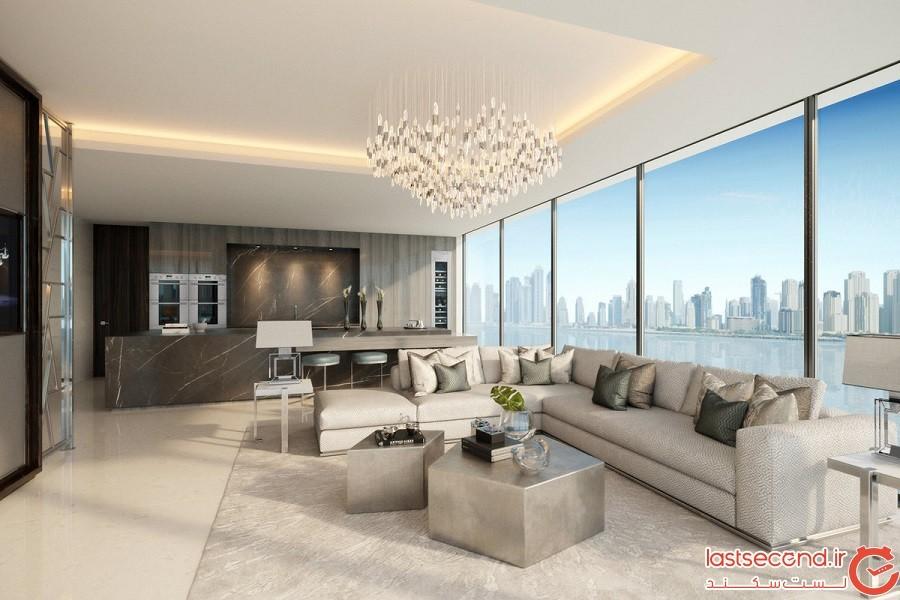گرانترین خانهای که تابهحال در دبی فروخته شدهاست!