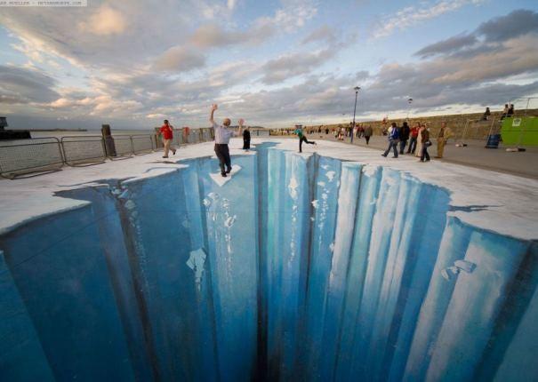 ظهور نقاشی دیواری به سبک هنر خیابانی، در جاهای مختلف دنیا