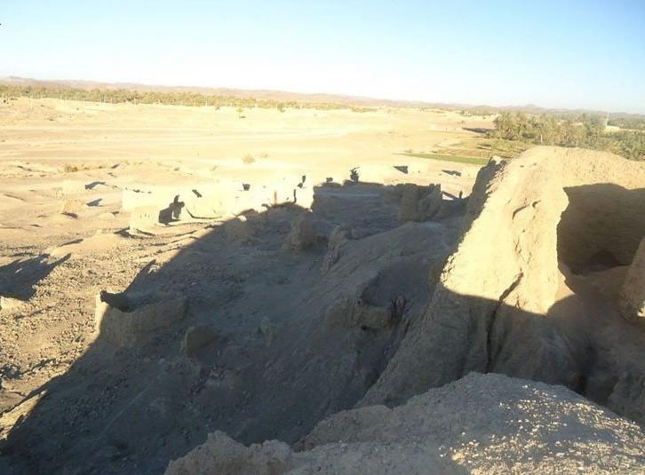 Mehrestan Castle (Zaboli)