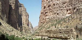 درۀ هایقر، ژرف ترین درۀ ایران