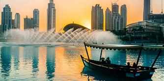 سفرنامه بازدید از نمایشگاه گردشگری عرب 2018 دبی
