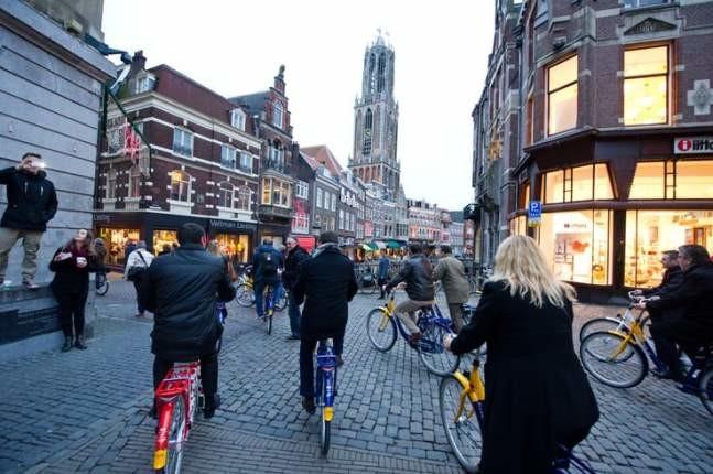رویای دوچرخه سواران در این 10 شهر، به وقوع می پیوندد