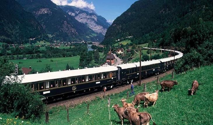 زیباترین سفرهای ریلی دنیا که عاشقان قطار آرزویش را دارند