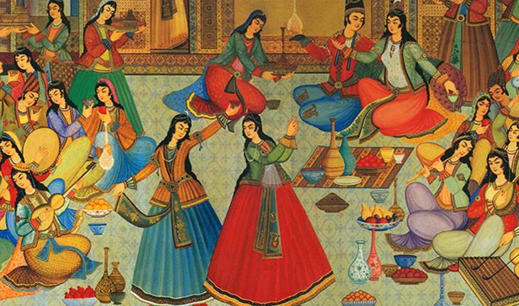 آیا با جشن شروع تابستان، آب پاشونک، در ایران آشنایی دارید؟