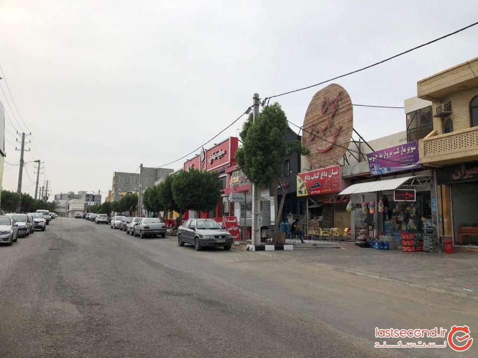 از پایتخت تا قشم و درگهان و هرمز