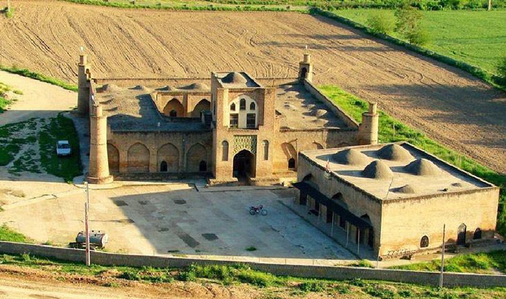 مدرسه و مسجد کریم ایشان، یادگار بی مثال قاجار در استان گلستان