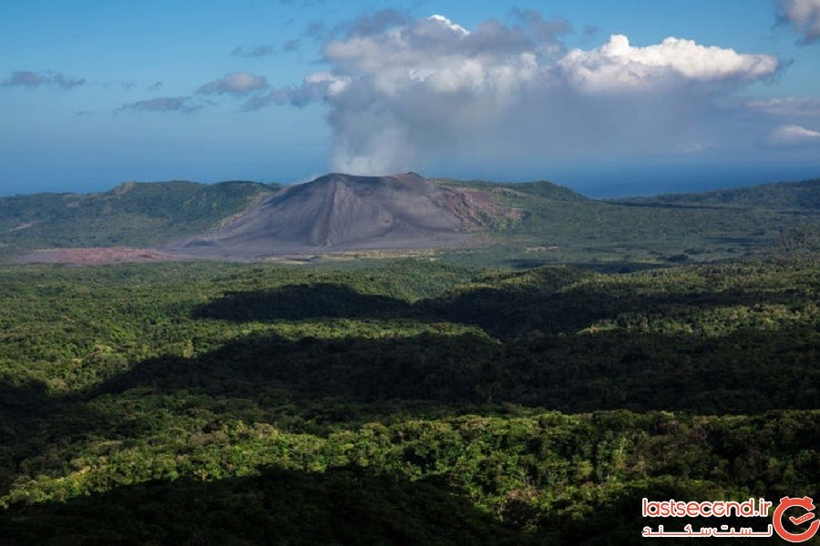 کوه یاسور (جزیره تانا، وانواتو)