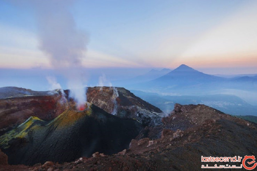کوه پاسایا (گواتمالا)