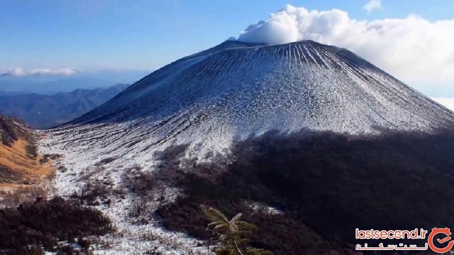کوه آسو (کیوشو، ژاپن)