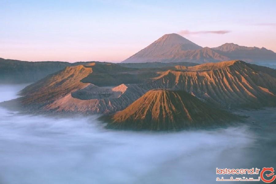 کوه برومو (شرق جاوا، اندونزی)