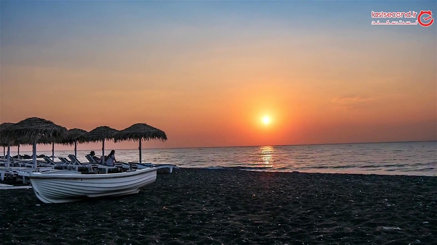 سانتورینی؛ به قشنگی بهشت