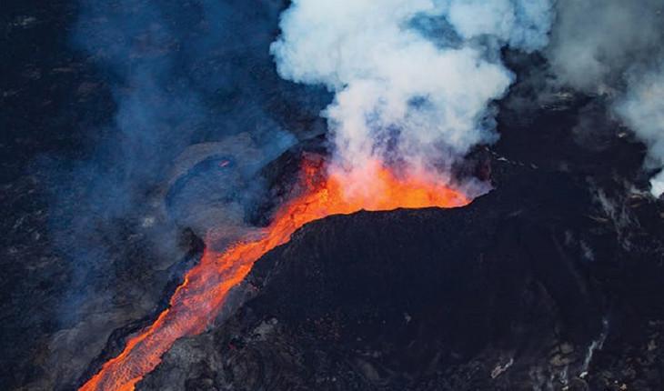 شما میتوانید واقعا از این کوههای آتشفشانی بازدید کنید