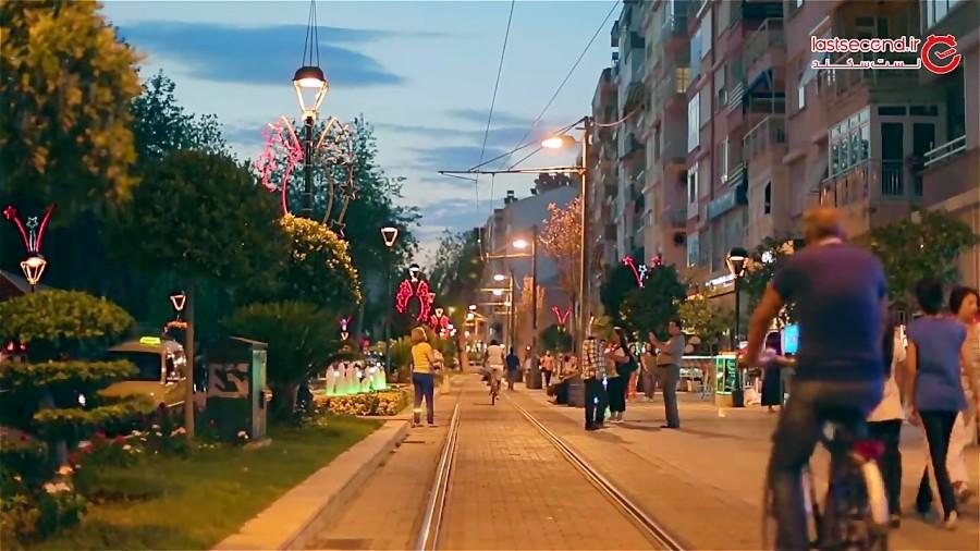 آنتالیا، شهر محبوب ایرانی ها