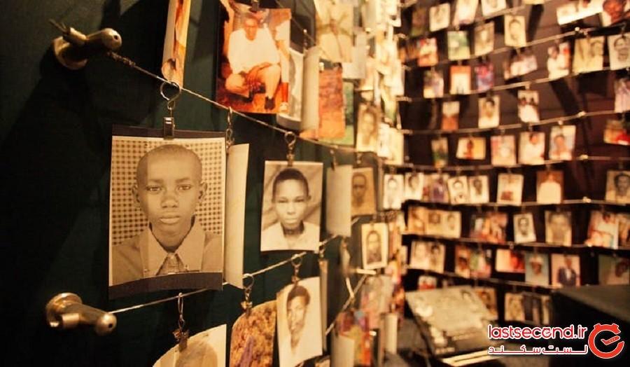 یادبود نسلکشی رواندا