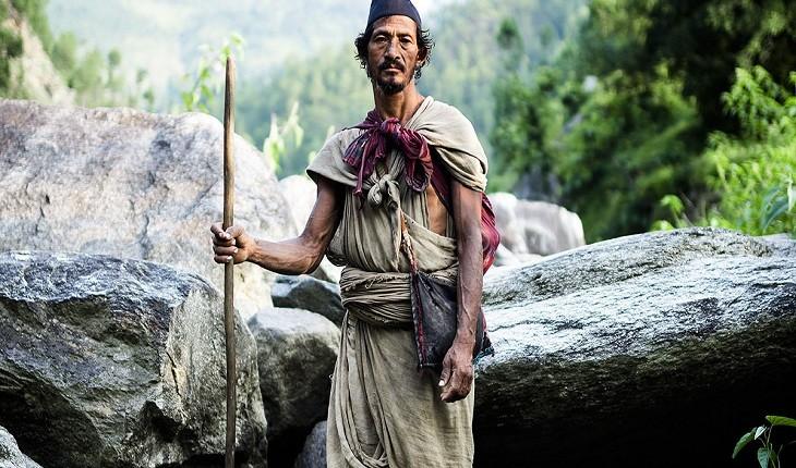 آخرین قبیله چادرنشین که در دامنه های هیمالیا زندگی می کنند