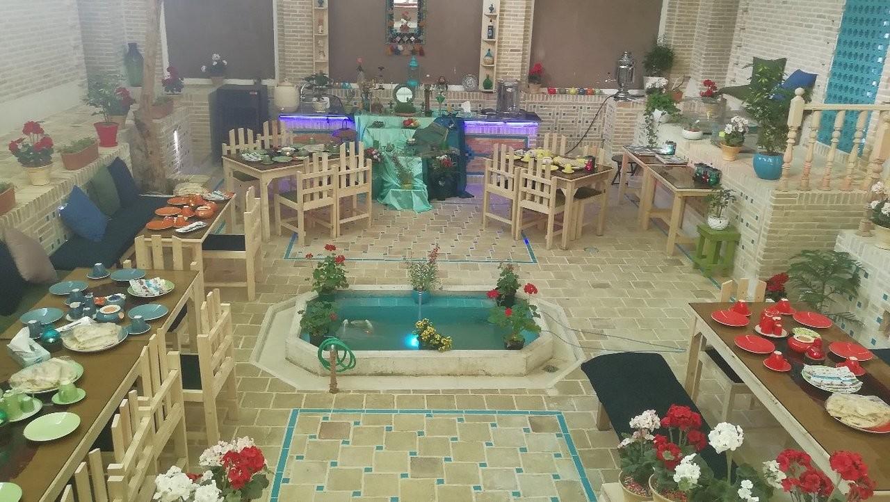 هتل سنتی شهباز