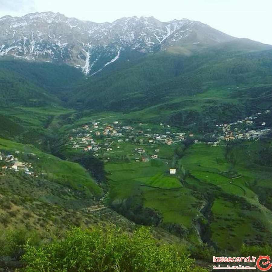 روستای برنت