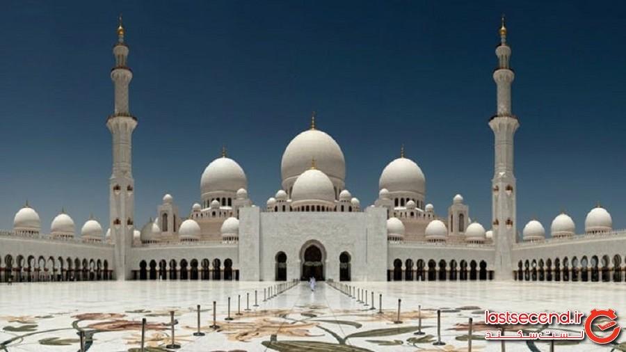 مسجد جامع شیخ زاید