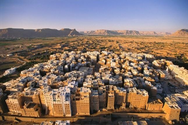 شهر شیبام در یمن، قدیمی ترین شهر آسمان خراش های گِلی دنیا