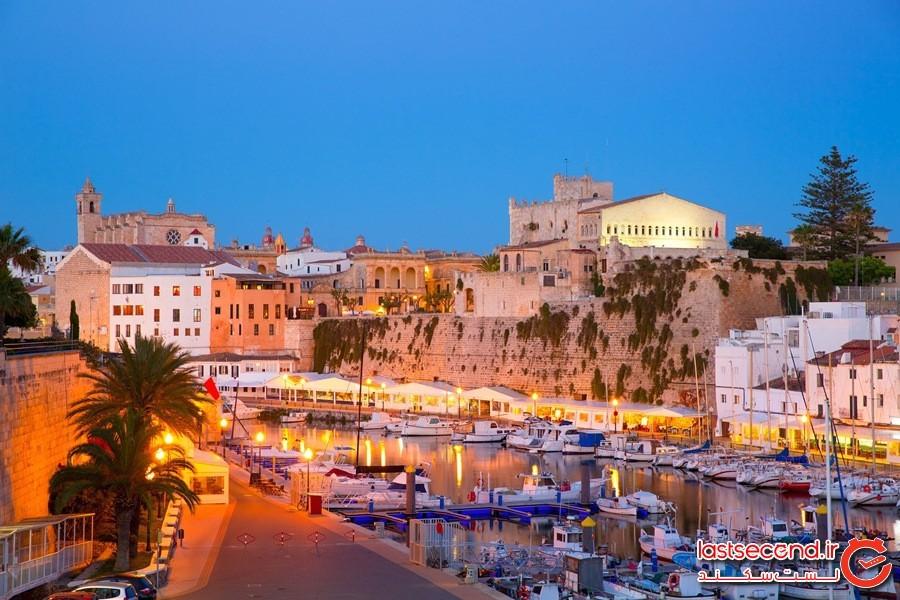 مِنورکا، اسپانیا (Menorca, Spain)