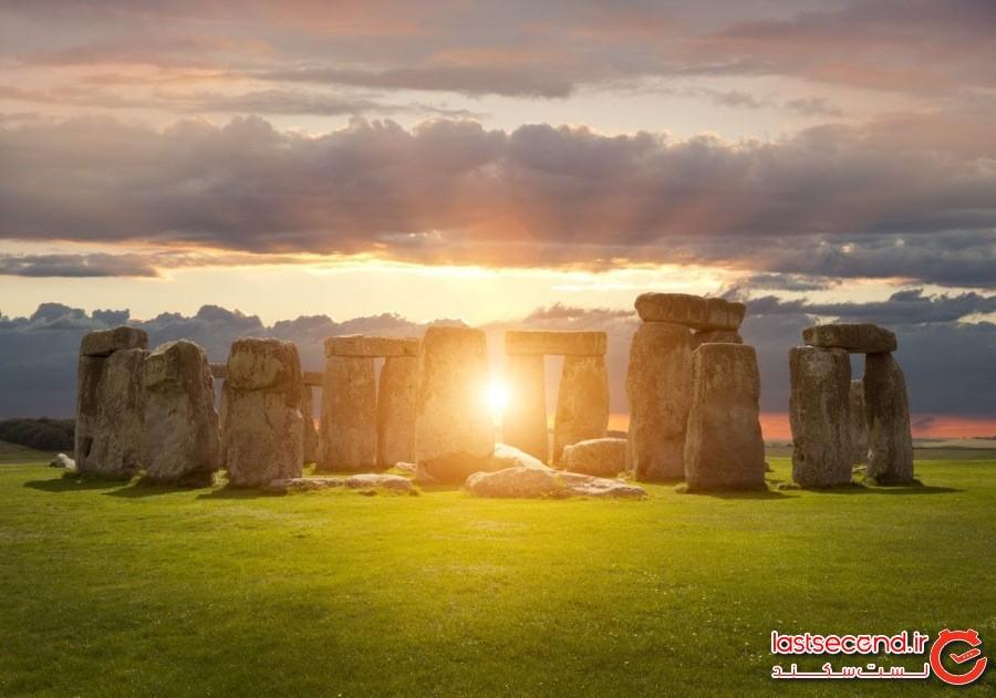 استون هنج، انگلستان (Stonehenge, England)