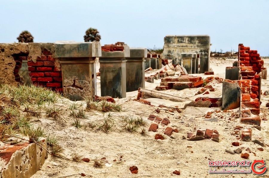 زانوشکودی: شهر مردهای که گردباد تخریبش کرد