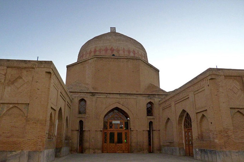Jameh Mosque of Golpayegan (3).jpg