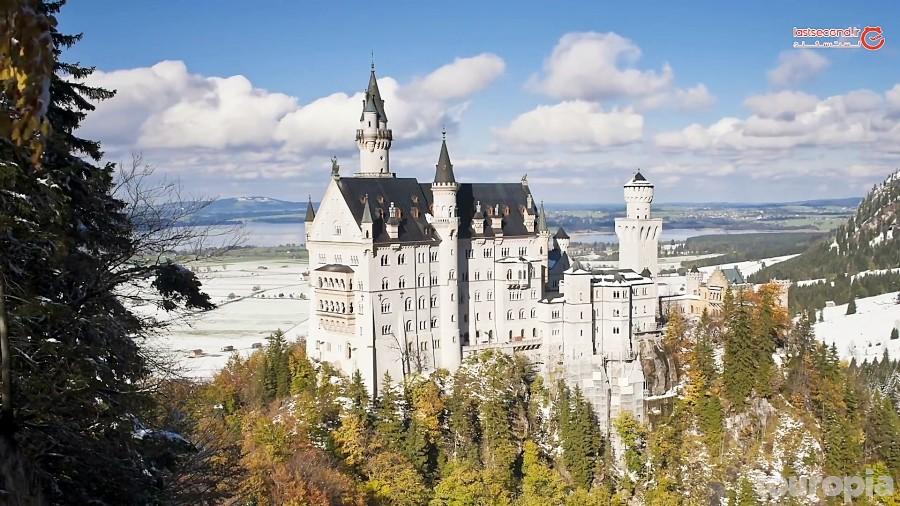 10 شهر آلمان که باید رفت
