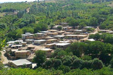 روستای کهکران