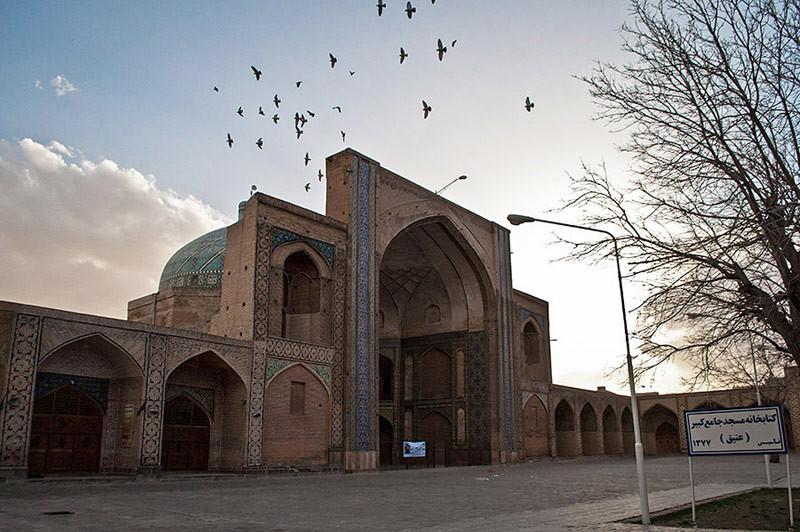 Qazvin Jame Mosque