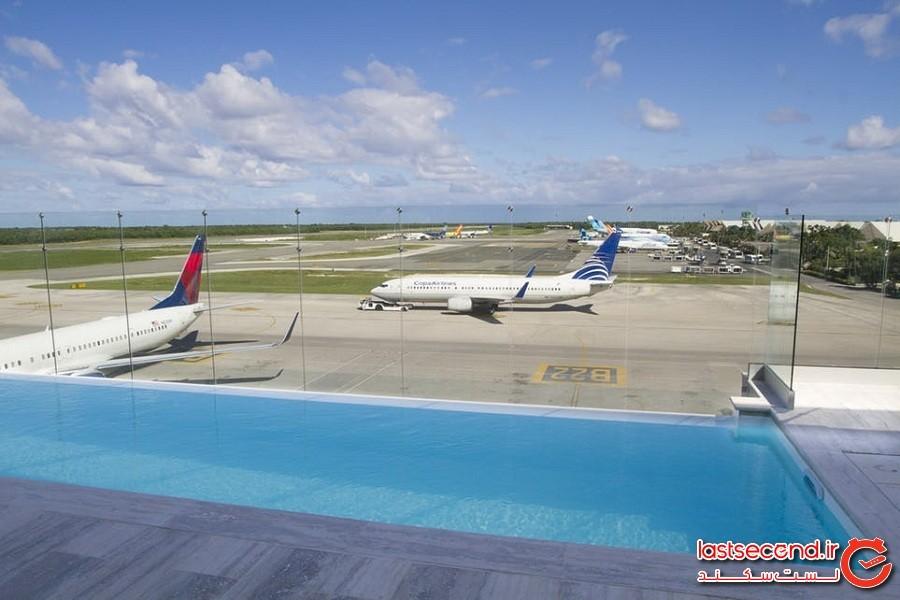 سالن انتظار مسافران درجه یک، فرودگاه بینالمللی پونتا کانا