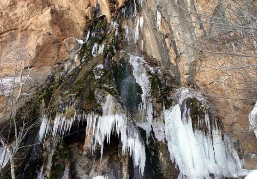آبشار شاه لولاک، جاذبه ی بی نظیر اصفهان در شهرستان لنجن