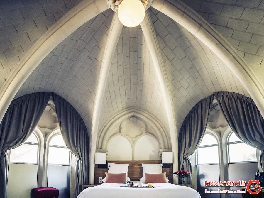 هتل مرکزی عطارد پواتیه – شهر پواتیه کشور فرانسه